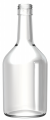 Botella de vidrio blanco para licor WHISKY BAJA 70 CL (700 ml)